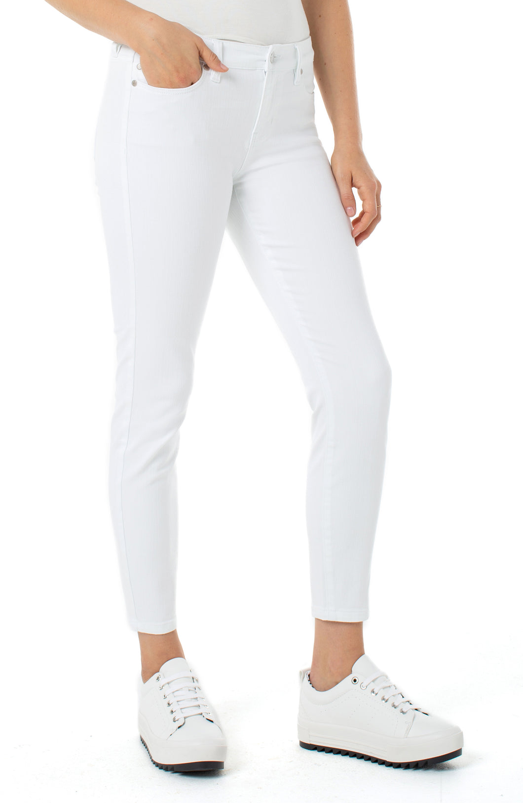 ABBY ANKLE SKINNY STRETCH 28