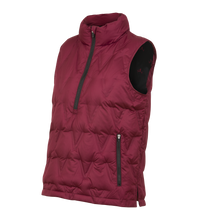 Load image into Gallery viewer, LINDSEY QUILTED PULLOVER VEST