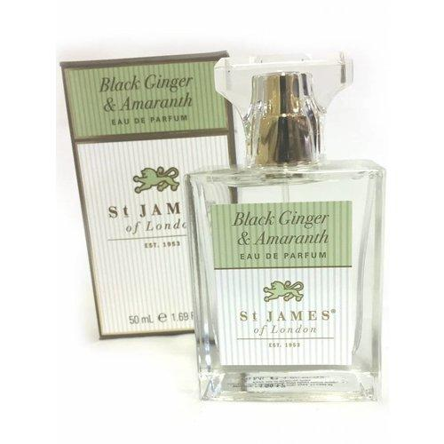 BLACK GINGER & AMARANTH UNISEX COLOGNE
