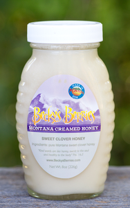 MONTANA CREAMED HONEY, ASST FLAVORS