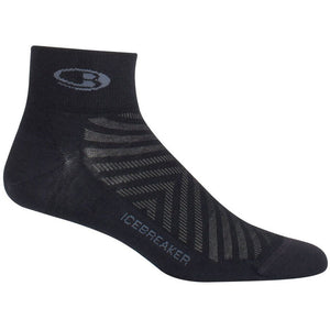 RUN+ ULTRALIGHT MINI SOCK, MENS