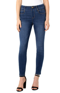 GIA GLIDER SKINNY PULL-ON HIGH PERFORMANCE DENIM