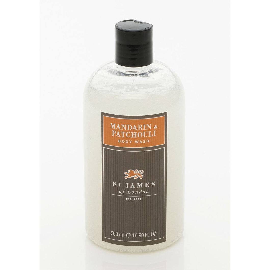 ST JAMES BODY WASH