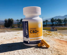 Load image into Gallery viewer, MEDTERRA CBD GOOD MORNING
