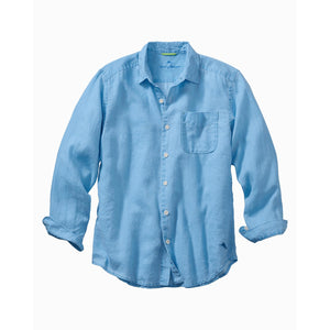 SEA GLASS BREEZER LONG SLEEVE SHIRT, Mens