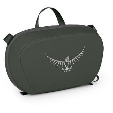 ULTRALITE TOILETRY KIT O/S GREY