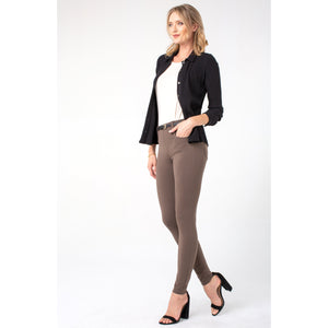 "GIA GLIDER 30"" INSEAM KNIT PANT"