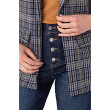 Load image into Gallery viewer, SADIE HI-RISE CROP DENIM