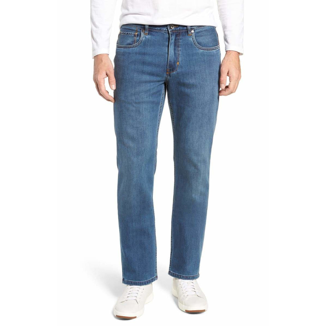 ANTIGUA COVE AUTHENTIC STRAIGHT LEG JEANS
