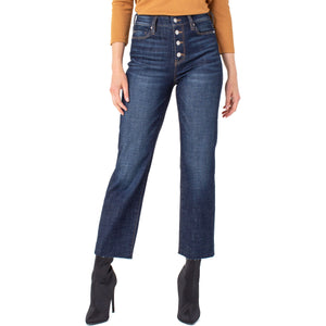 SADIE HI-RISE CROP DENIM