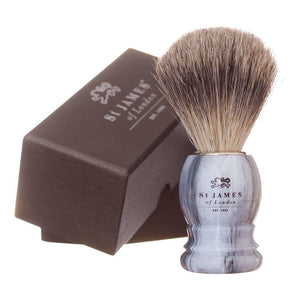ST JAMES OF LONDON BADGER BRUSH