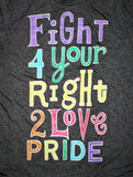 Fight 4 Your Right 2 Love (PRIDE)