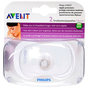 Philips Avent Nipple Protect - Size Small - 2 Pack