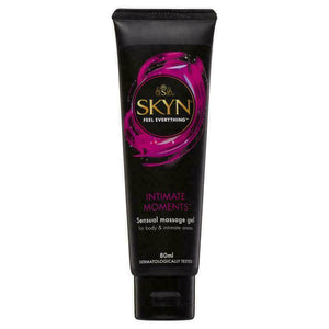 SKYN Intimate Moments Massage Gel 80ml - Sensual Lubricant