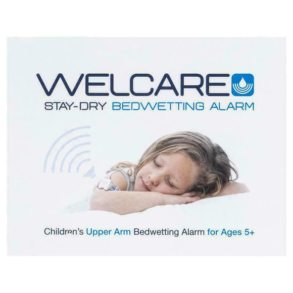 Welcare Stay-Dry Bedwetting Alarm Upper Arm Ages 5+