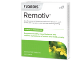 2 x Flordis Remotiv Supports Healthy Mood & Relieve from Stress & Mild Anxiety
