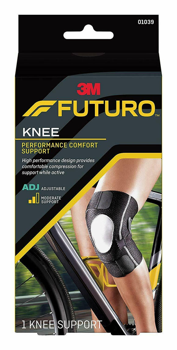 3M FUTURO Performance Comfort Precision Fit Knee Support Adjustable Patella Pad
