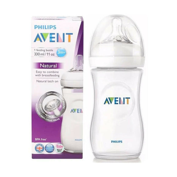 Philips Avent Natural Feeding Bottle - 330mL