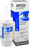 Hylo Forte Lubricating Eye Drops 10mL