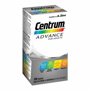 Centrum Advance 100 Multi Vitamins & Minerals Immunity