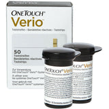 One Touch Verio Blood Glucose 50 Test Strips