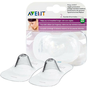 Philips Avent Nipple Protect - 2 Pack - Standard Size - 21mm
