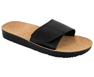 Maseur Massage Sandal Gentle BLACK Size 5