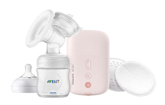 Avent Single Electric Breast Pump SCF395/11
