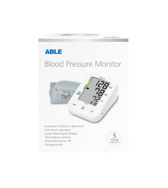 Able Blood Pressure Monitor