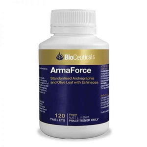 BioCeuticals ArmaForce 120 Tablets - Ultimate Immune Booster