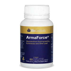 BioCeuticals ArmaForce 60 Tablets - Ultimate Immune Booster