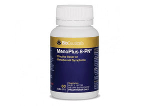 BioCeuticals MenoPlus 8-PN 60 Tablets - Herbal Complex for Women
