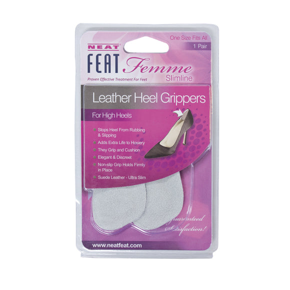 Neat Feat Femme Leather Heel Grippers