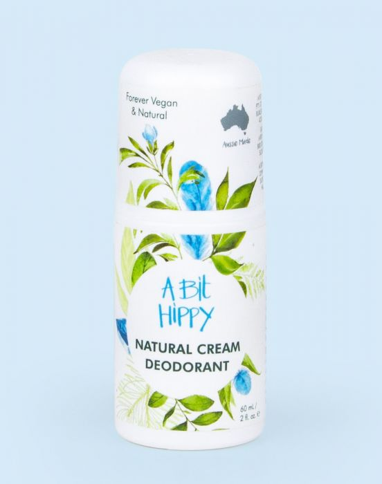 A Bit Hippy Natural Cream Deodorant 60g