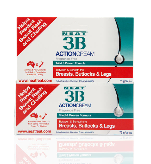 Neat Feat 3B Action Cream For Chafing 75g