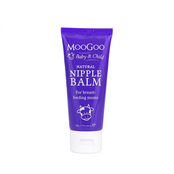 MooGoo Natural Nipple Balm 50g