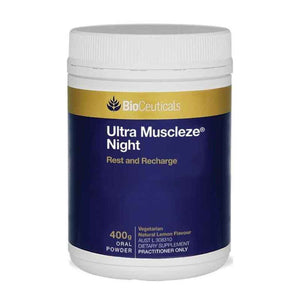 BioCeuticals Ultra Muscleze Night 400g