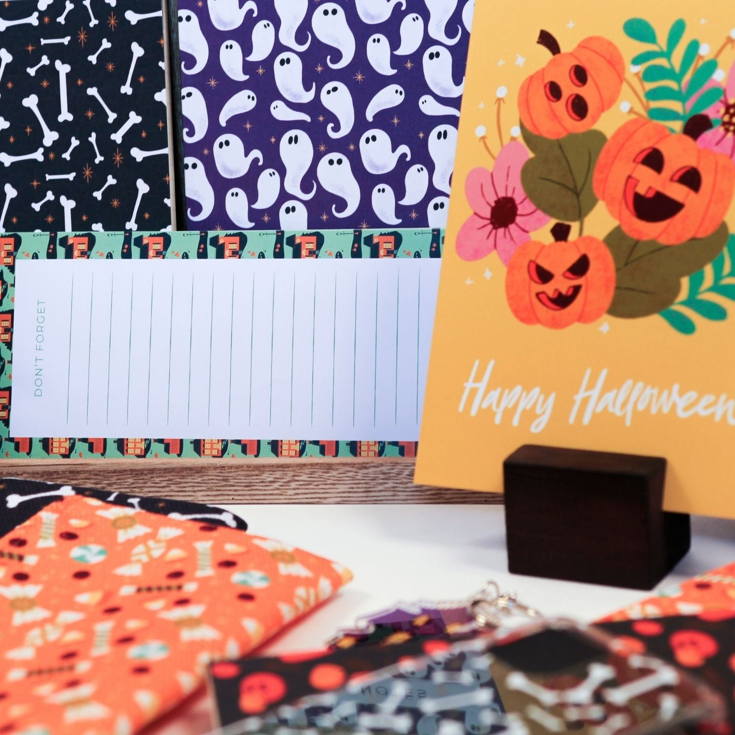 NES Halloween Collection Launch Closeup Image