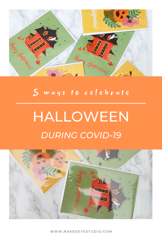 5 Ways to Celebrate Halloween during Covid