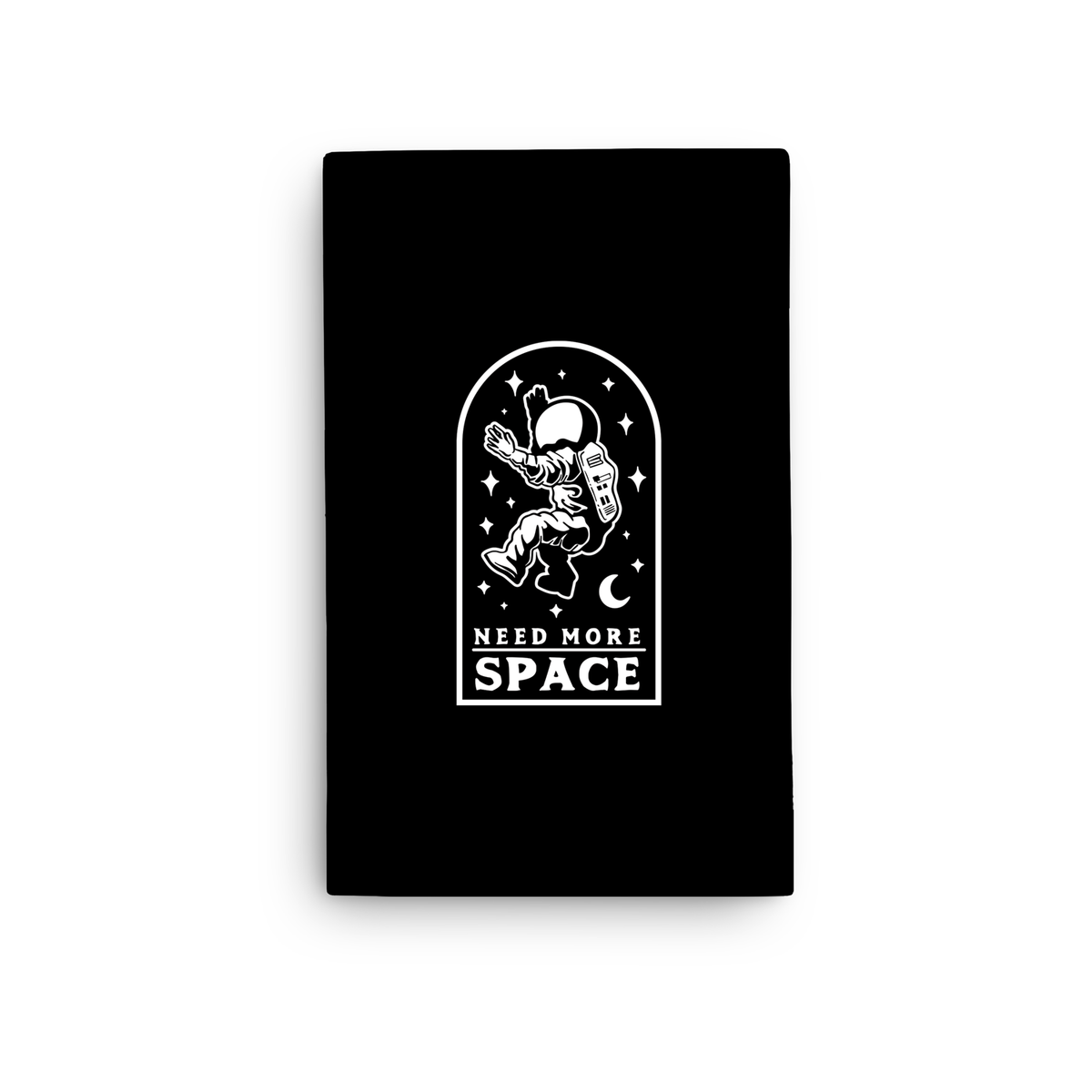 I Need More Space Soft Cover Notebook