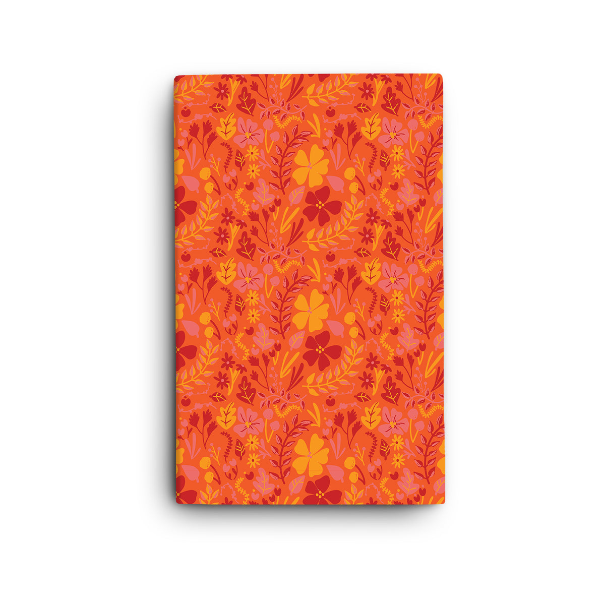 Field of Flowers Soft Cover Notebook