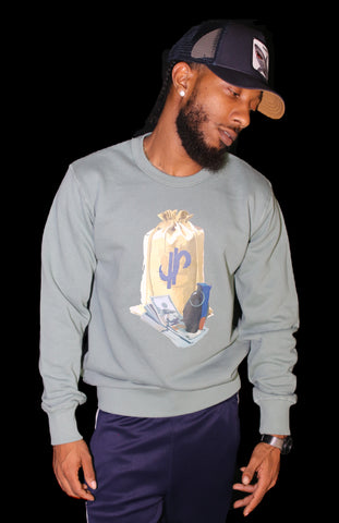 """War For The Bag"" Crew Neck"