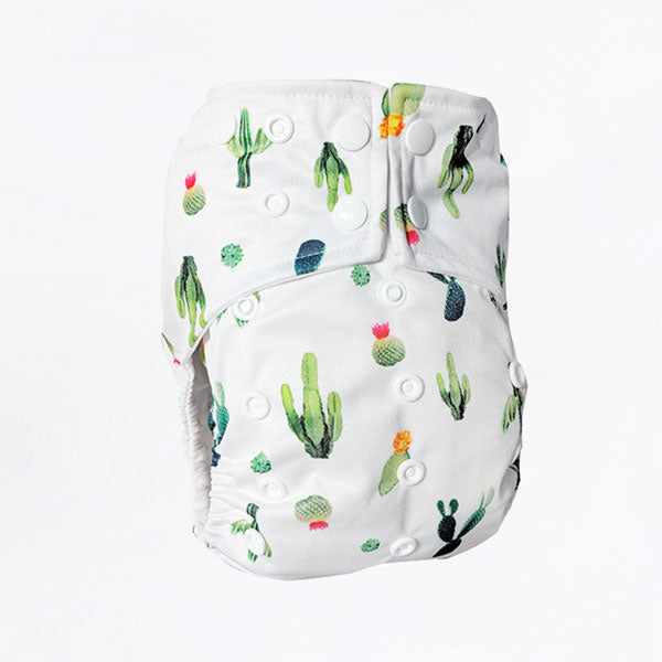Load image into Gallery viewer, Pocket Nappy – Cactus