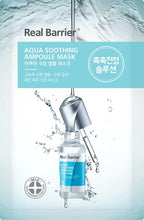 Load image into Gallery viewer, Real Barrier Aqua Soothing Ampoule Mask