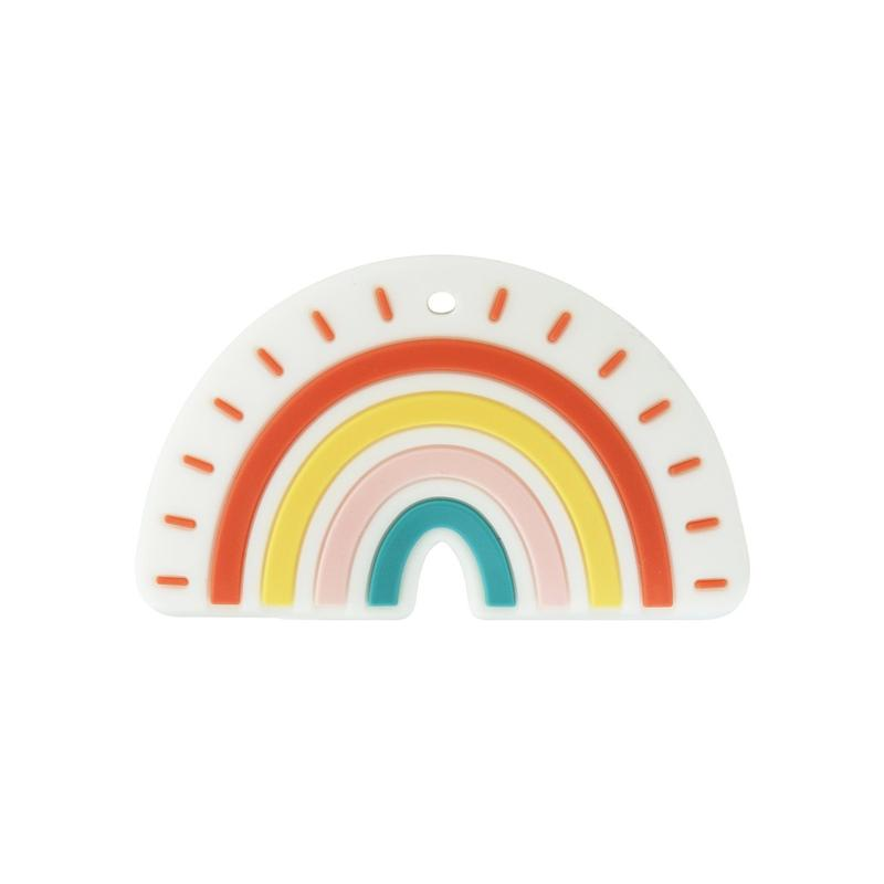 OB Designs | Eco-Friendly Rainbow Teether Toy