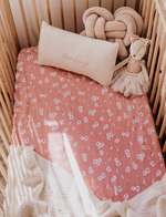 Snuggle Hunny Kids | Daisy | Fitted Cot Sheet