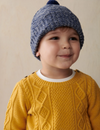 Purebaby | Cable Beanie