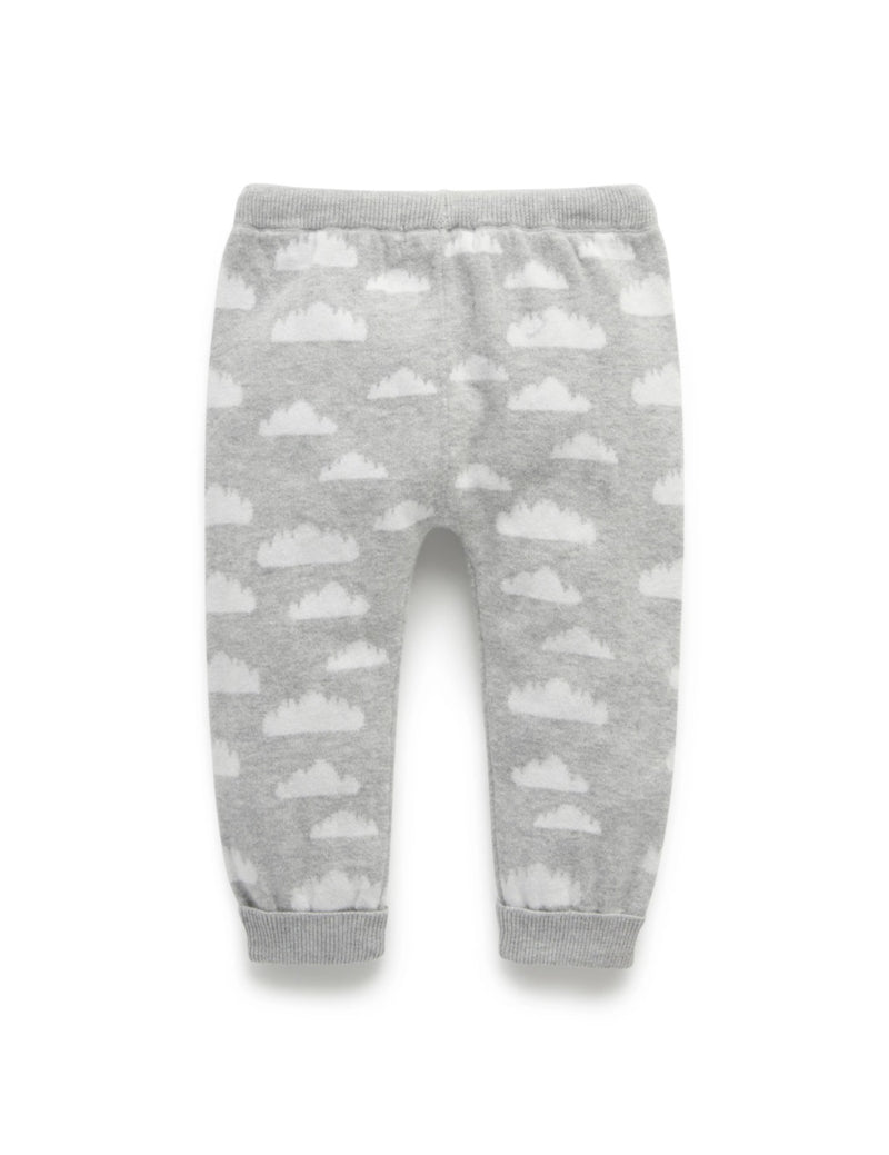 Purebaby | Cloud Knit Legging