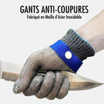 Gant Anti-Coupures