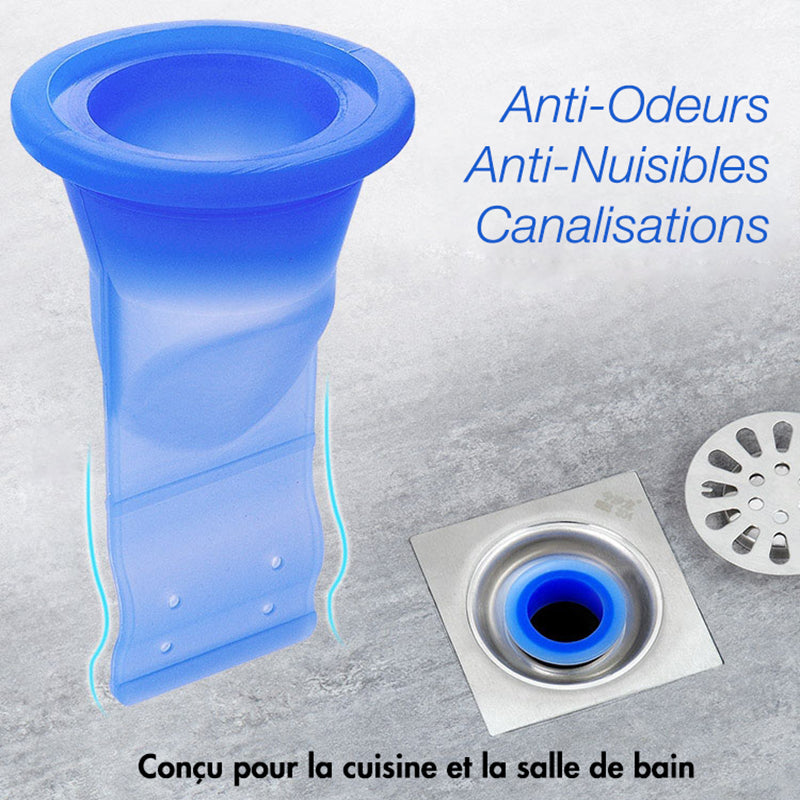 Lot de 3 Anti-Odeurs Anti-Nuisibles Canalisations